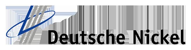 Logo Deutsche Nickel GmbH, Schwerte